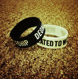 Created to Worship Wristband